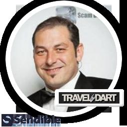 Sorin Mihailovici - Travel by Dart