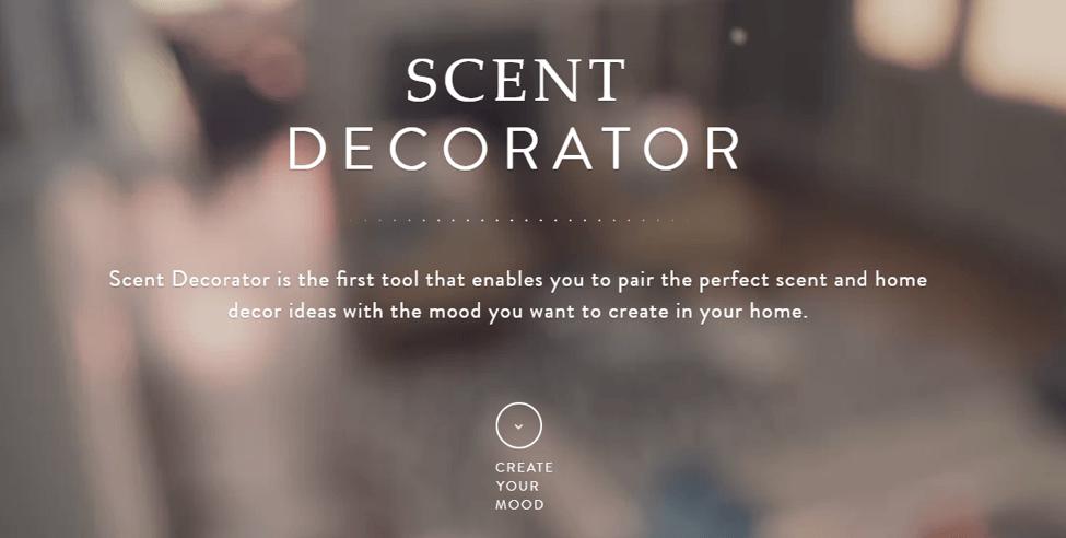 Airwick Scent Decorator