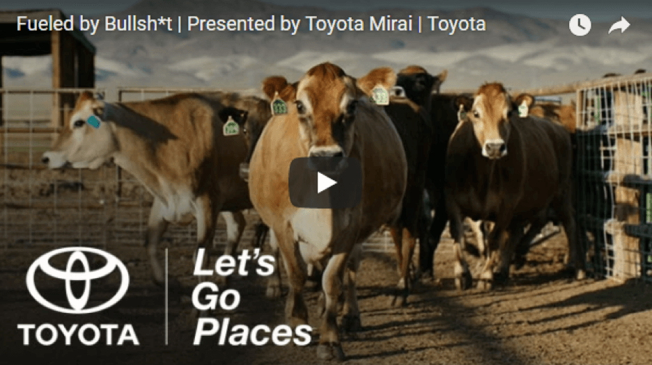 Toyota Mirai - Let's Go Places