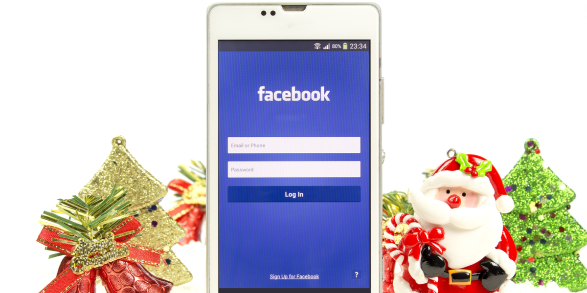 Holiday campaigns for Facebook