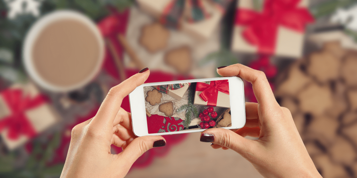 Holiday campaigns for Instagram