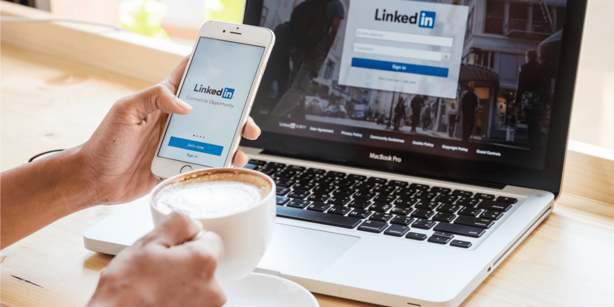 Holiday social media tips for LinkedIn