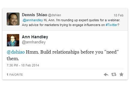 Advice on business relationships from Ann Hadley